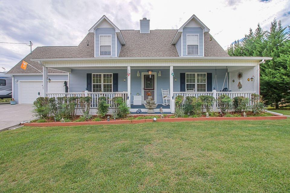 Single Family Home for Sale at 165 Sunnydale Lane 165 Sunnydale Lane White Pine, Tennessee 37890 United States