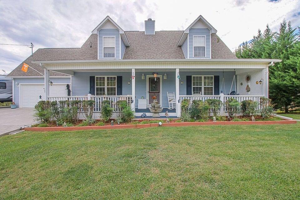 Частный односемейный дом для того Продажа на 165 Sunnydale Lane 165 Sunnydale Lane White Pine, Теннесси 37890 Соединенные Штаты