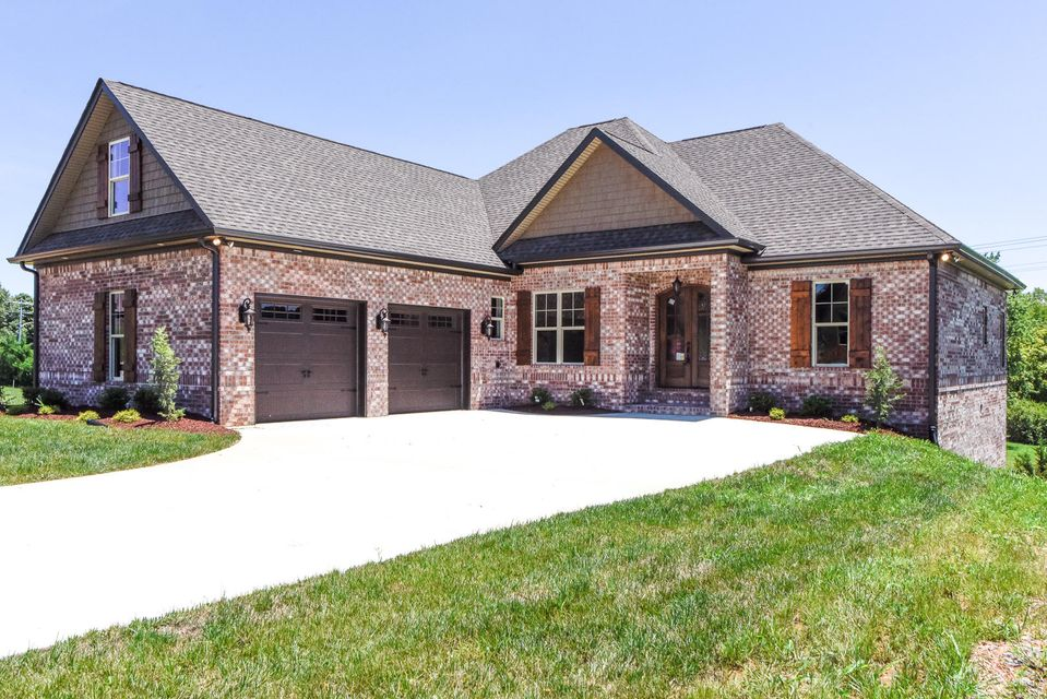 Single Family Home for Sale at 452 Holland Springs Drive 452 Holland Springs Drive Maryville, Tennessee 37803 United States