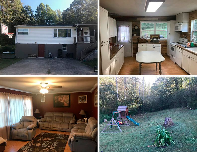 Single Family Home for Sale at 110 Dale Road 110 Dale Road Oakdale, Tennessee 37829 United States