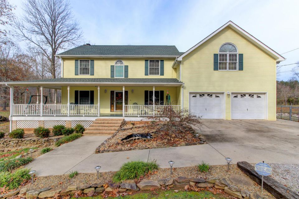 Casa Unifamiliar por un Venta en 3517 Pilgrim Lane 3517 Pilgrim Lane Mascot, Tennessee 37806 Estados Unidos