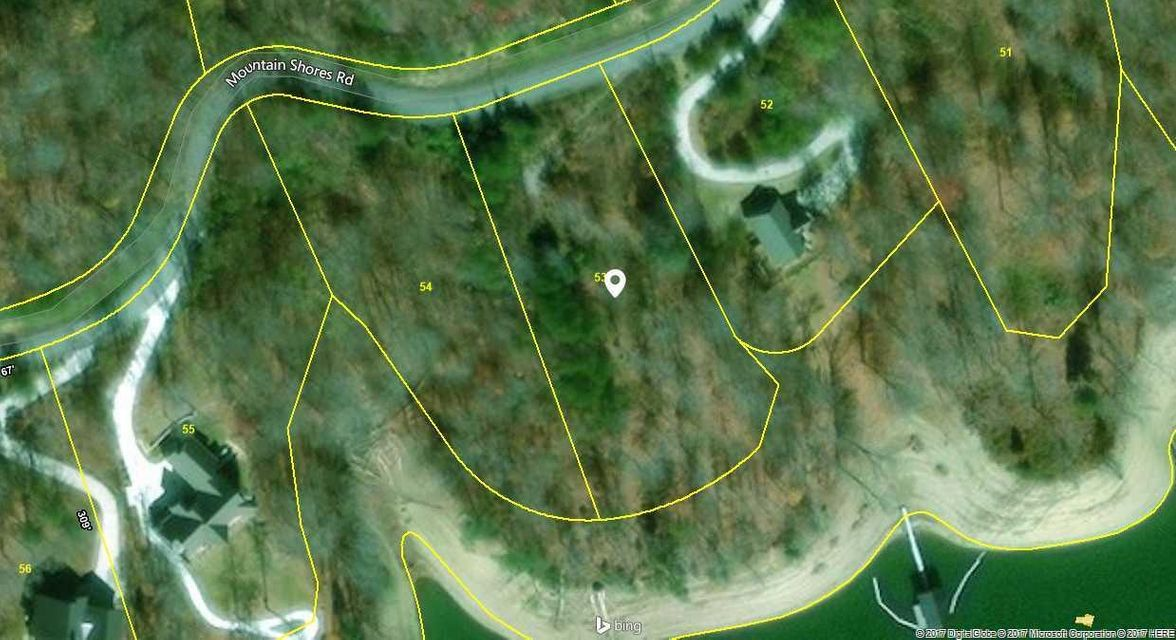 Terreno por un Venta en Lot 53 Mountain Shores Road Lot 53 Mountain Shores Road New Tazewell, Tennessee 37825 Estados Unidos