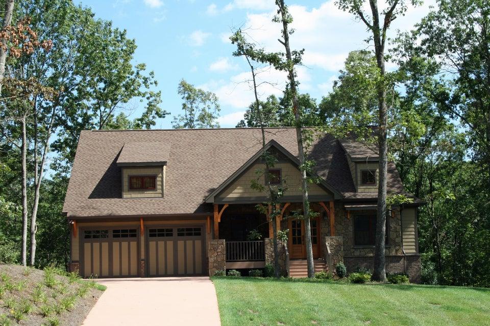 Частный односемейный дом для того Продажа на 1086 Old Dogwood Tr 1086 Old Dogwood Tr Loudon, Теннесси 37774 Соединенные Штаты