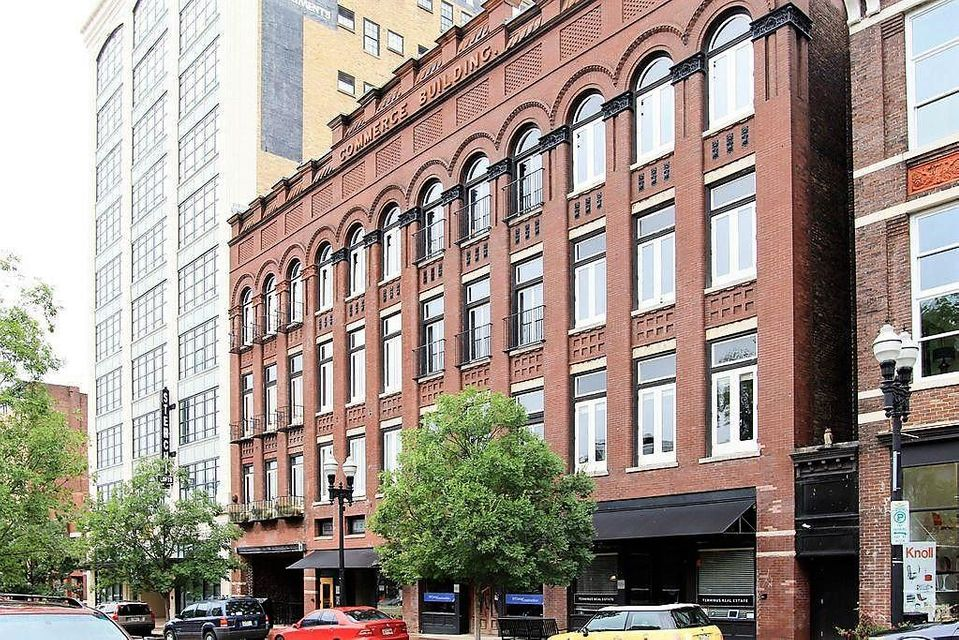 Condominium for Sale at 120 S Gay Street 120 S Gay Street Knoxville, Tennessee 37902 United States