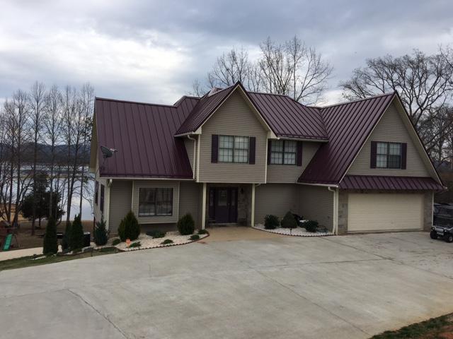Maison unifamiliale pour l Vente à 330 Twin Church Road 330 Twin Church Road Bean Station, Tennessee 37708 États-Unis