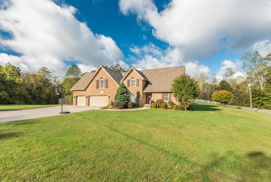 Single Family Home for Sale at 141 Mill Chase Drive 141 Mill Chase Drive Strawberry Plains, Tennessee 37871 United States