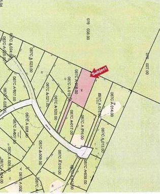 Terrain pour l Vente à 143 Lexie Lane 143 Lexie Lane Ocoee, Tennessee 37361 États-Unis