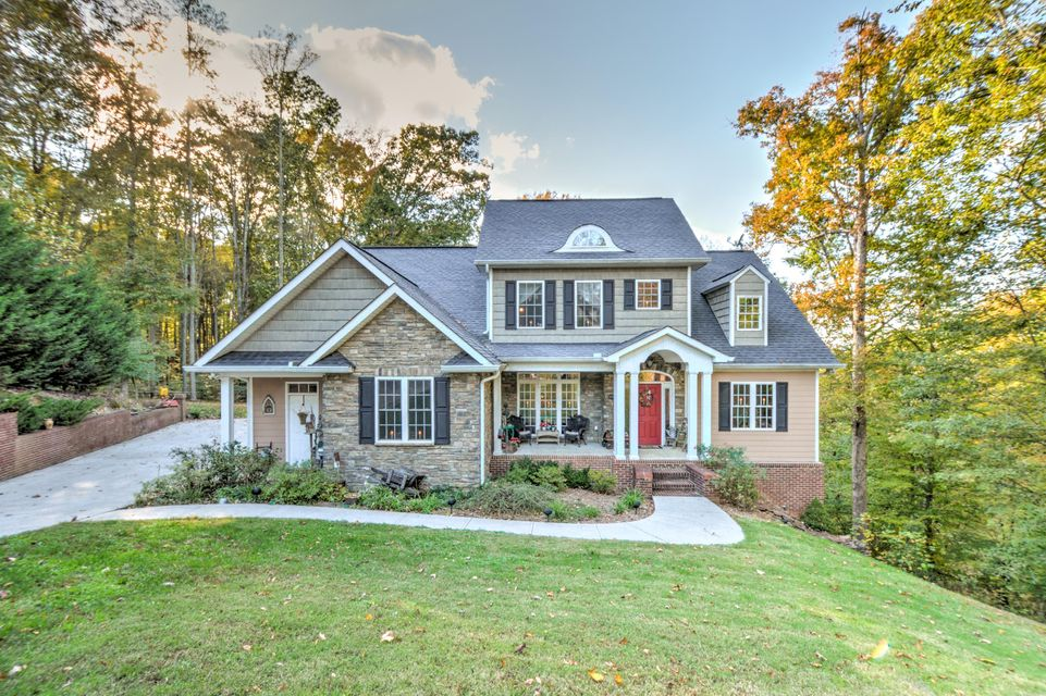 Single Family Home for Sale at 16 Hawthorn Place 16 Hawthorn Place Norris, Tennessee 37828 United States