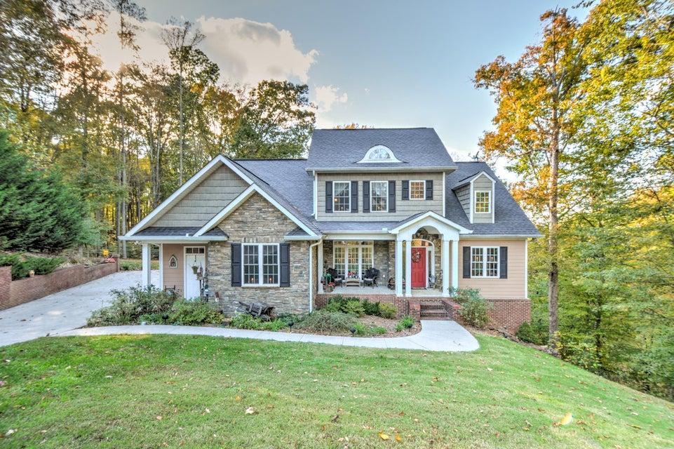 独户住宅 为 销售 在 16 Hawthorn Place 16 Hawthorn Place Norris, 田纳西州 37828 美国