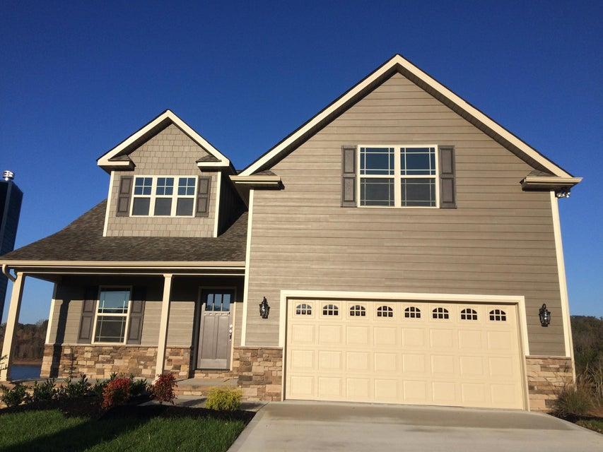 Maison unifamiliale pour l Vente à 161 Twilight Blvd 161 Twilight Blvd Sharps Chapel, Tennessee 37866 États-Unis
