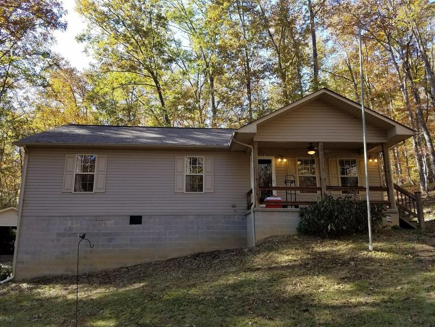 Single Family Home for Sale at 7834 E Fork Lane 7834 E Fork Lane Crawford, Tennessee 38554 United States