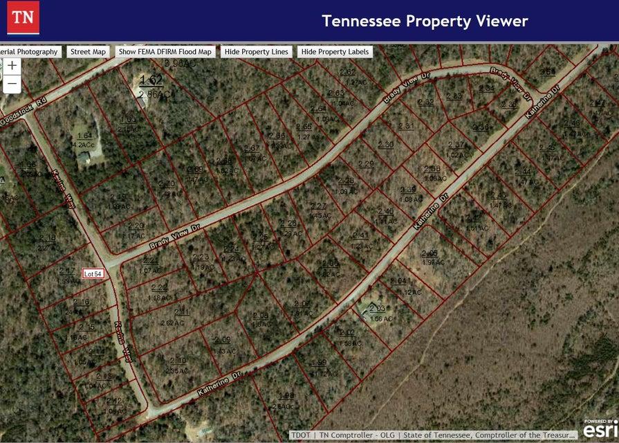Terrain pour l Vente à Lot # 54 Kevins Way Lot # 54 Kevins Way Crossville, Tennessee 38555 États-Unis