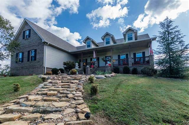 Частный односемейный дом для того Продажа на 191 County Road 191 County Road Etowah, Теннесси 37331 Соединенные Штаты
