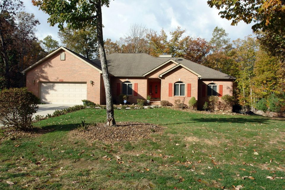 Single Family Home for Sale at 11 Claremont Circle 11 Claremont Circle Fairfield Glade, Tennessee 38558 United States