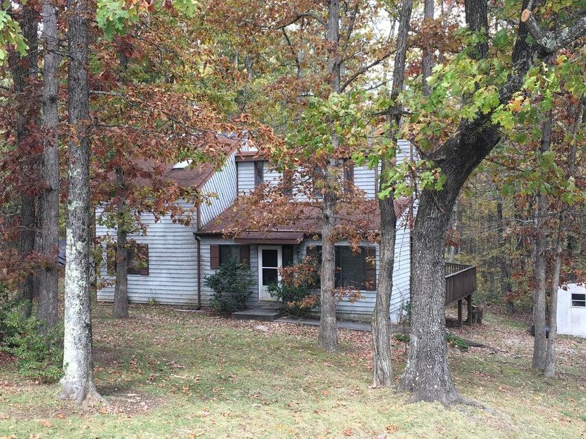 Частный односемейный дом для того Продажа на Dragon Canoe Dragon Canoe Crab Orchard, Теннесси 37723 Соединенные Штаты