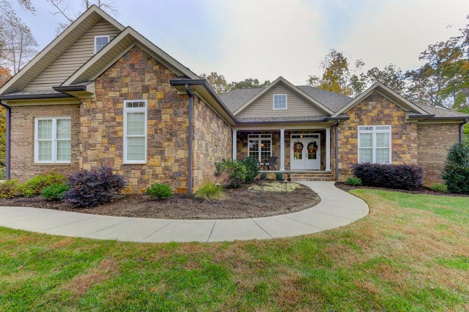 Maison unifamiliale pour l Vente à 122 Saint James Lane 122 Saint James Lane Clinton, Tennessee 37716 États-Unis