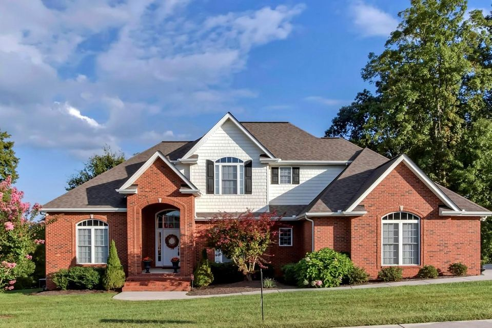 Single Family Home for Sale at 116 Center Park Lane 116 Center Park Lane Oak Ridge, Tennessee 37830 United States
