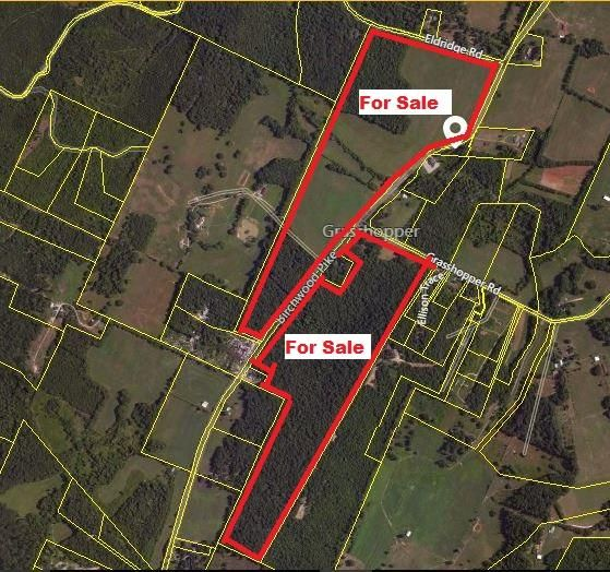 Land for Sale at 5700 Grasshopper Road 5700 Grasshopper Road Birchwood, Tennessee 37308 United States