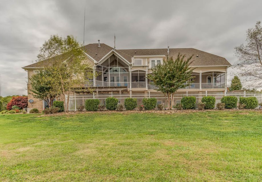 Single Family Home for Sale at 2480 Hills Chapel Road 2480 Hills Chapel Road Dandridge, Tennessee 37725 United States