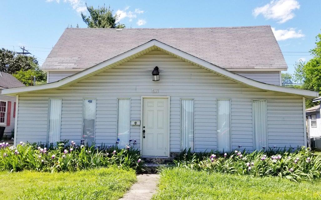 Maison unifamiliale pour l Vente à 413 W Broadway Street 413 W Broadway Street Lenoir City, Tennessee 37771 États-Unis