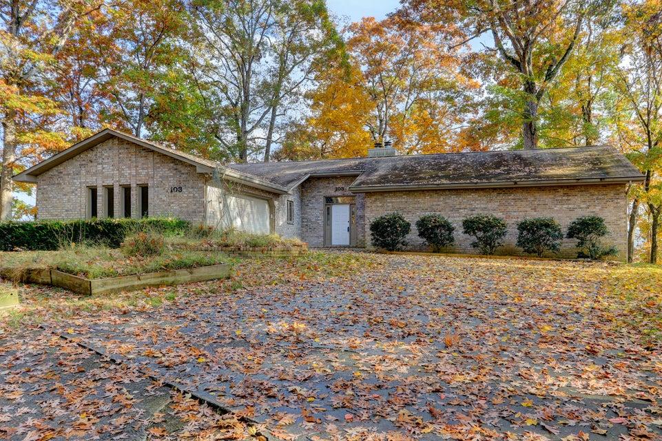 Maison unifamiliale pour l Vente à 103 Lakeview Point 103 Lakeview Point Harriman, Tennessee 37748 États-Unis