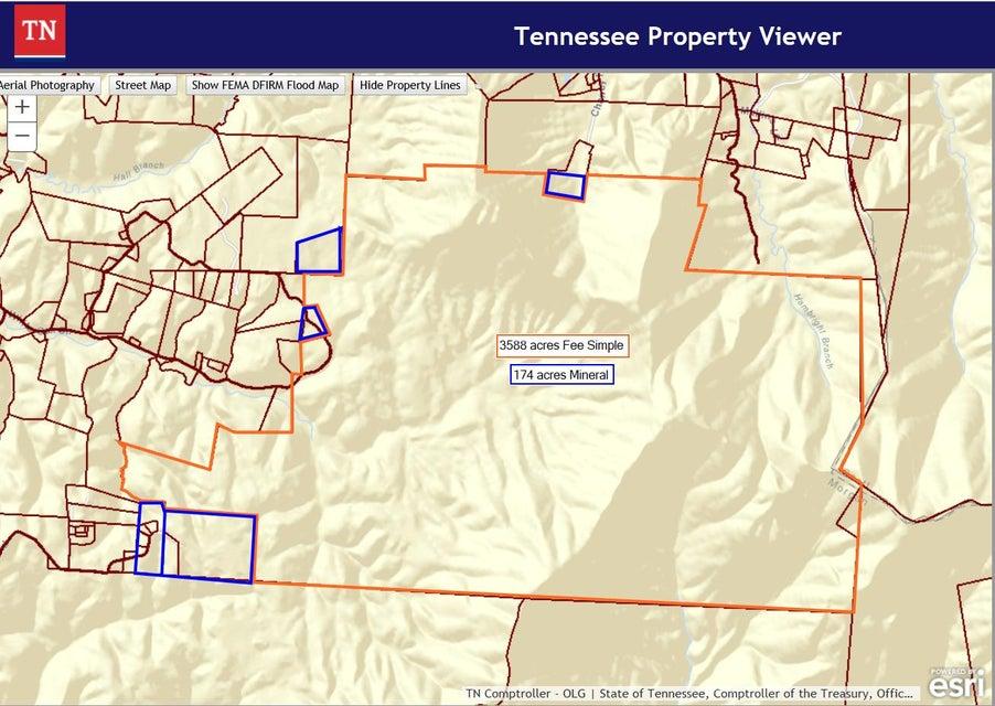 Земля для того Продажа на White Oak Circle White Oak Circle Sunbright, Теннесси 37872 Соединенные Штаты