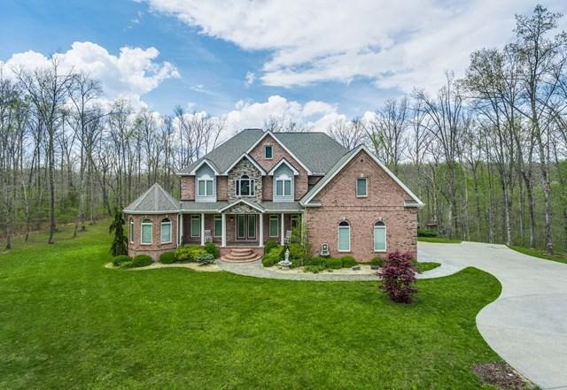 Maison unifamiliale pour l Vente à Address Not Available Crossville, Tennessee 38571 États-Unis