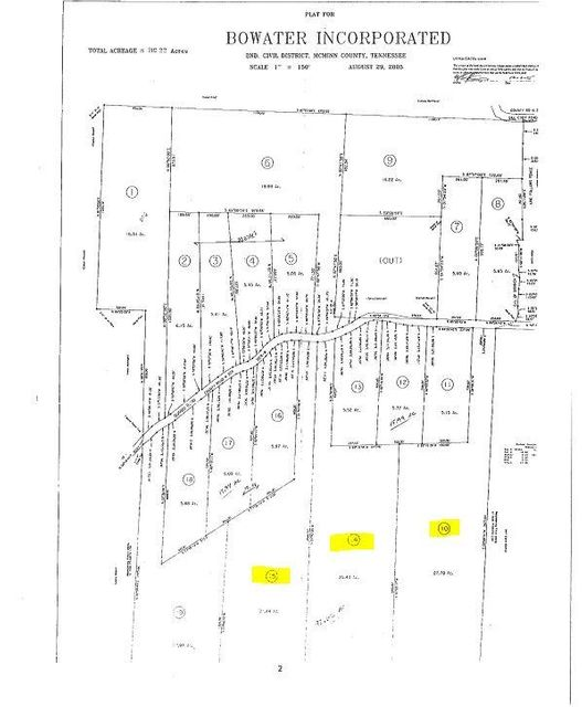 Земля для того Продажа на Co Rd 226 Co Rd 226 Niota, Теннесси 37826 Соединенные Штаты