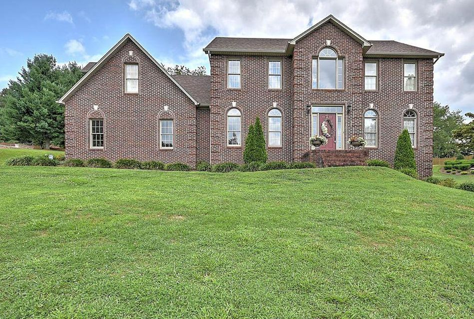 Single Family Home for Sale at 421 Fairway Estates Drive 421 Fairway Estates Drive Blountville, Tennessee 37617 United States