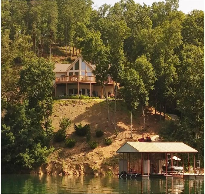 Single Family Home for Sale at 140 Lookout Point 140 Lookout Point Sharps Chapel, Tennessee 37866 United States