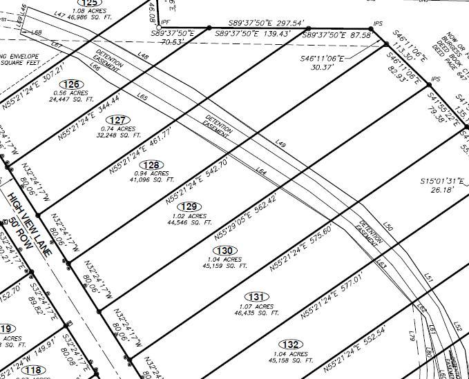 土地 为 销售 在 129 High View Lane #129 129 High View Lane #129 诺克斯维尔, 田纳西州 37931 美国