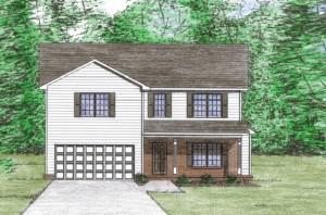 Maison unifamiliale pour l Vente à 163 Twilight Blvd 163 Twilight Blvd Sharps Chapel, Tennessee 37866 États-Unis