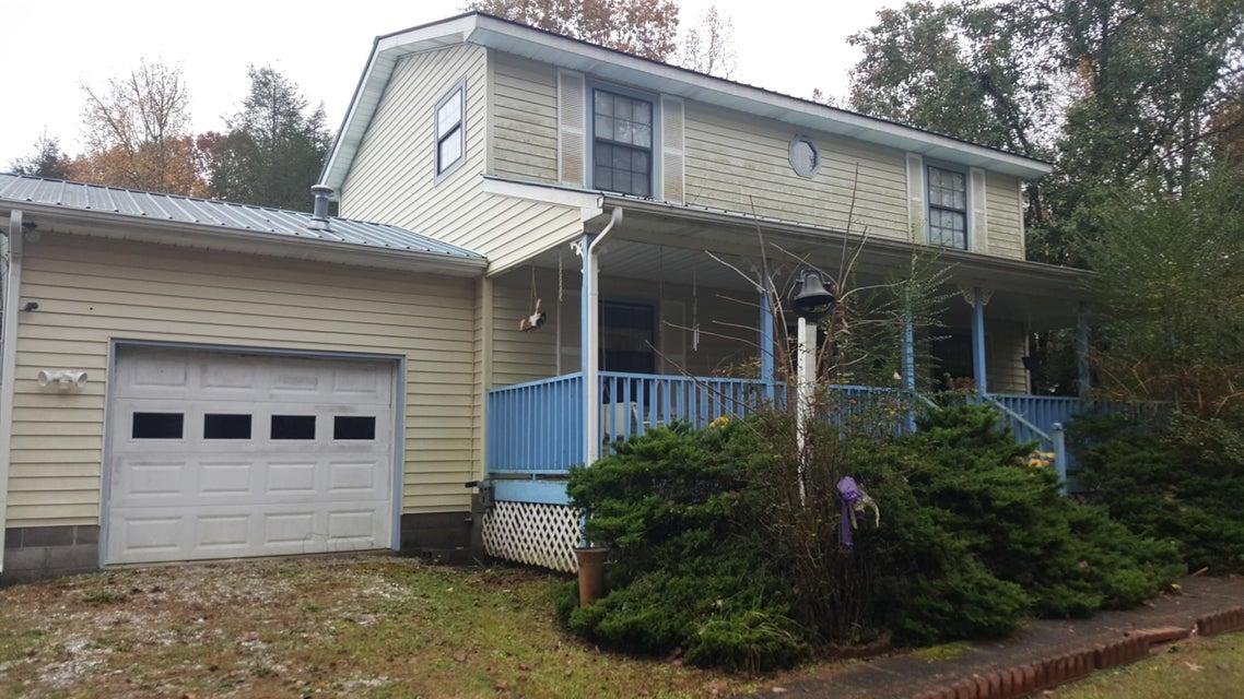 Частный односемейный дом для того Продажа на 414 Peach Tree Circle 414 Peach Tree Circle Wartburg, Теннесси 37887 Соединенные Штаты
