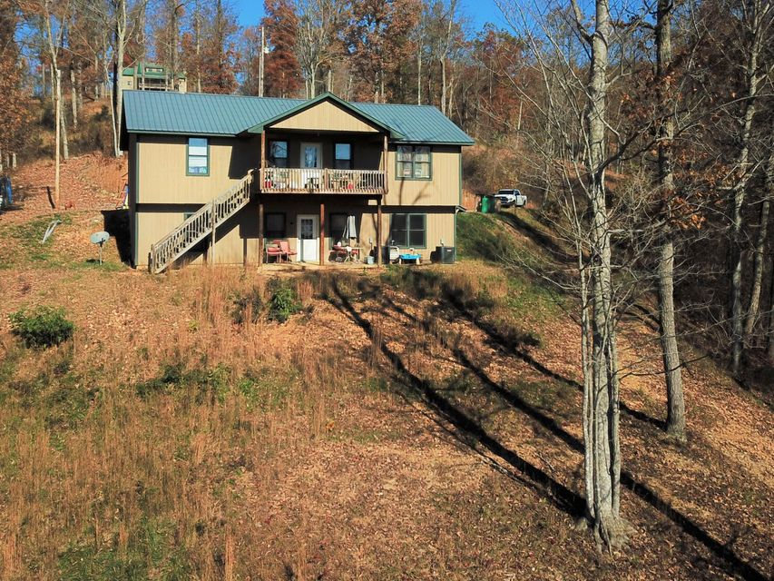 Single Family Home for Sale at 908 Jackson Hollow Road 908 Jackson Hollow Road Thorn Hill, Tennessee 37881 United States