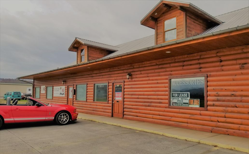 Commercial for Sale at Bank Streetreet Street Bank Streetreet Street Tellico Plains, Tennessee 37385 United States