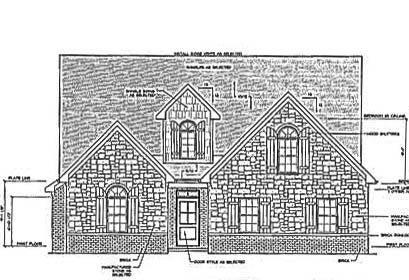 独户住宅 为 销售 在 1310 Edenbridge Drive 1310 Edenbridge Drive Alcoa, 田纳西州 37701 美国