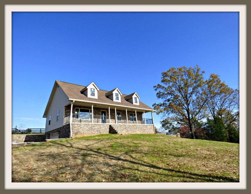 Maison unifamiliale pour l Vente à 520 Simpson Lane 520 Simpson Lane Bean Station, Tennessee 37708 États-Unis