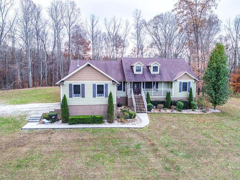 Casa Unifamiliar por un Venta en 146 Cook Lane 146 Cook Lane Andersonville, Tennessee 37705 Estados Unidos