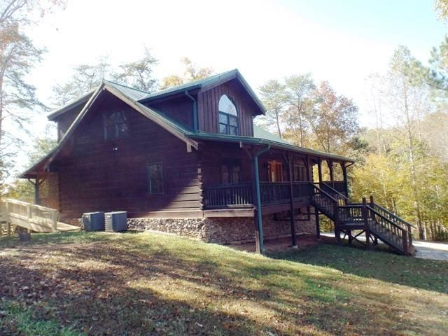 Частный односемейный дом для того Продажа на 222 Rivers Edge Lane 222 Rivers Edge Lane Benton, Теннесси 37307 Соединенные Штаты