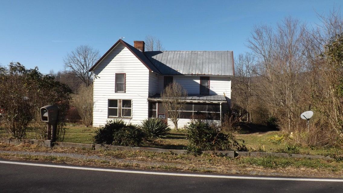 Casa Unifamiliar por un Venta en 2116 Old Woodway Road 2116 Old Woodway Road Jonesville, Virginia 24263 Estados Unidos