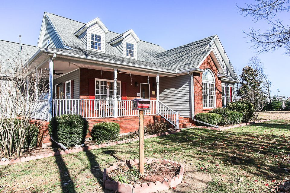 Single Family Home for Sale at 142 Langford Hill Road 142 Langford Hill Road Cookeville, Tennessee 38501 United States