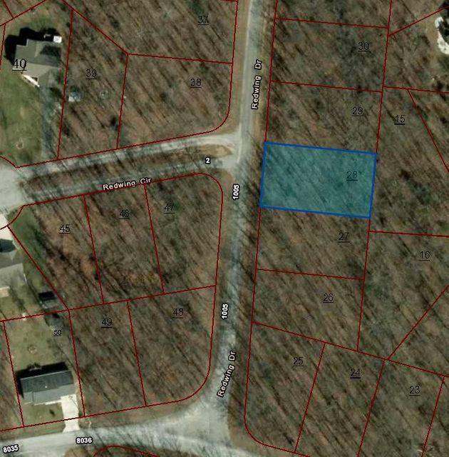 Land for Sale at 1006 Redwing Drive 1006 Redwing Drive Crossville, Tennessee 38572 United States
