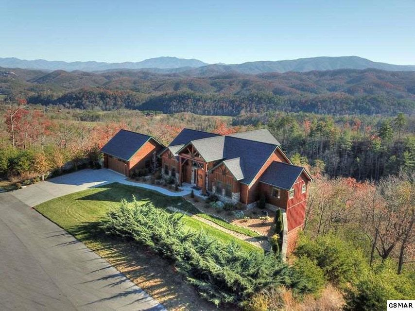 Single Family Home for Sale at 3060 Misty Bluff Trail 3060 Misty Bluff Trail Sevierville, Tennessee 37862 United States