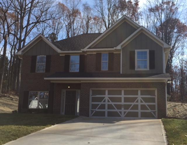 Casa Unifamiliar por un Venta en 563 Carrington Blvd (Lot 11) 563 Carrington Blvd (Lot 11) Lenoir City, Tennessee 37771 Estados Unidos