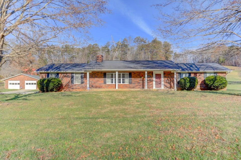 Casa Unifamiliar por un Venta en 5704 Hickory Valley Road 5704 Hickory Valley Road Heiskell, Tennessee 37754 Estados Unidos
