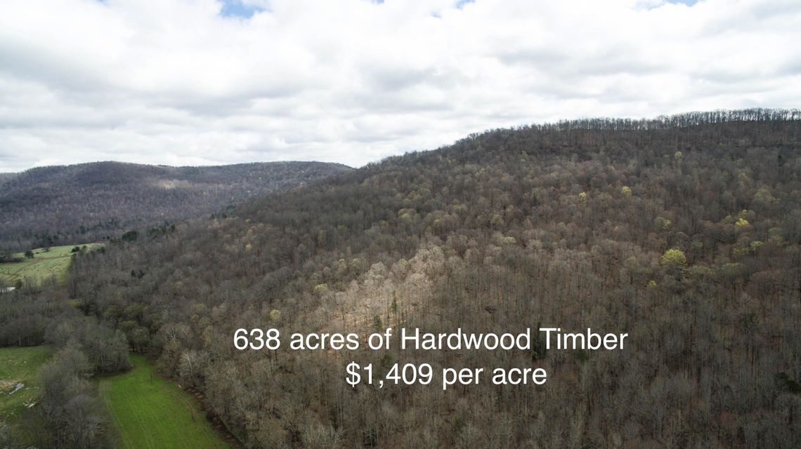 Land for Sale at Manson Road Manson Road Jamestown, Tennessee 38556 United States