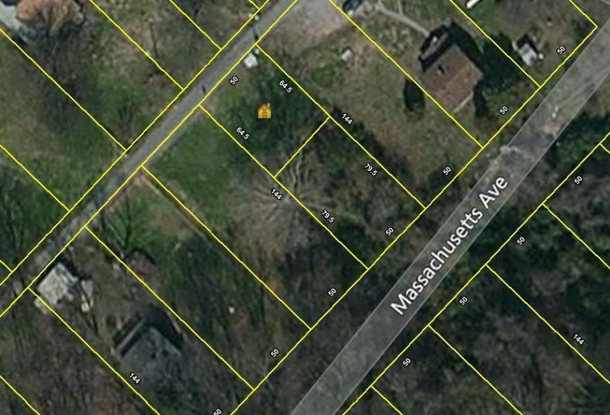 Terreno por un Venta en 1513,1515 Massachusetts Avenue 1513,1515 Massachusetts Avenue Knoxville, Tennessee 37921 Estados Unidos