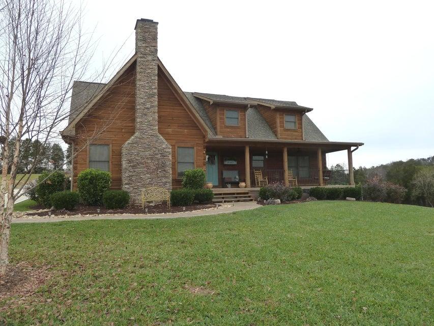 Maison unifamiliale pour l Vente à 8147 Majestic View Way 8147 Majestic View Way Corryton, Tennessee 37721 États-Unis