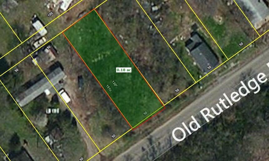 Terreno por un Venta en Lot #9 Old Rutledge Pike Lot #9 Old Rutledge Pike Knoxville, Tennessee 37924 Estados Unidos