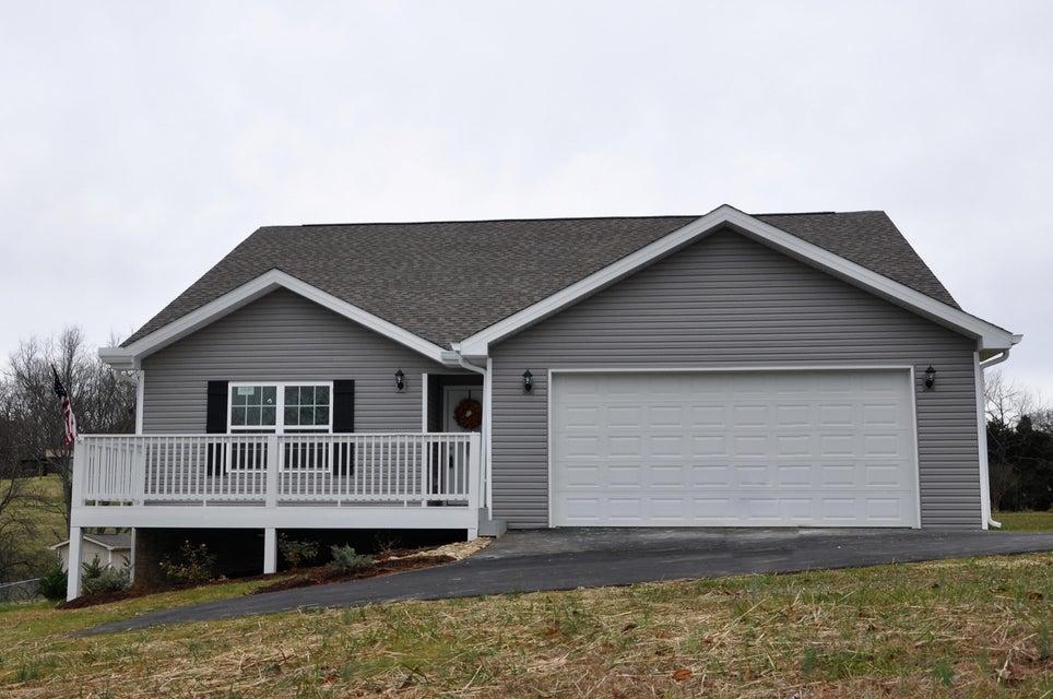 Maison unifamiliale pour l Vente à 1160 S Fork Drive 1160 S Fork Drive Sevierville, Tennessee 37862 États-Unis